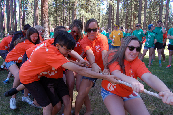 2014 Summer Leadership Camp