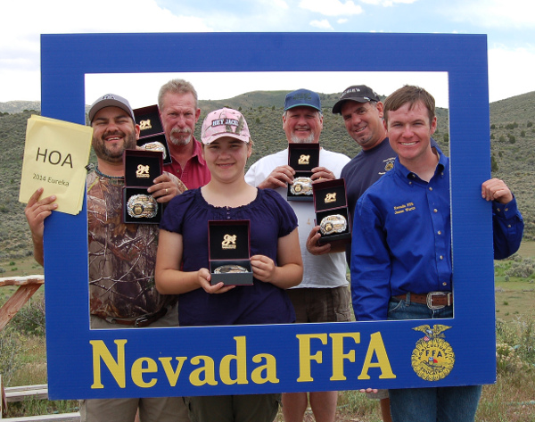 2016 Gardnerville Sporting Clay Shoot