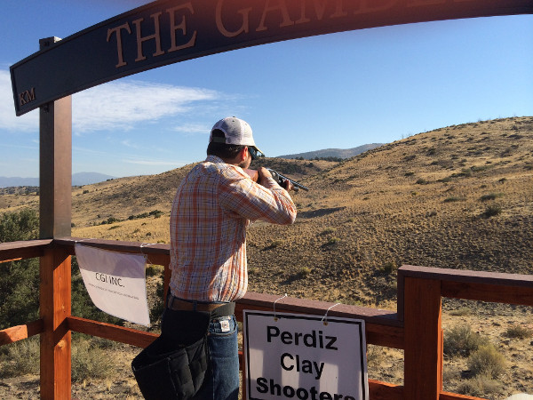 Gardnerville Sporting Clay Shoot