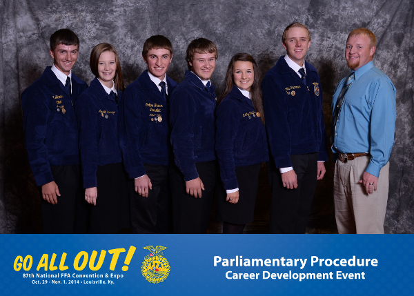 2014 National FFA Convention & Expo